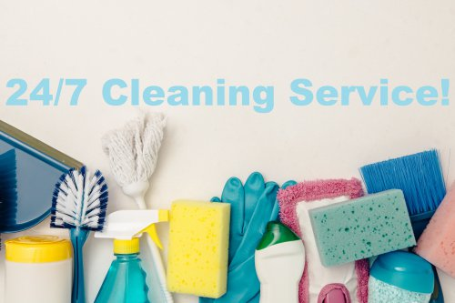 cleaning equipment for cleaning service