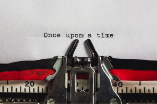 writing a fairytale story