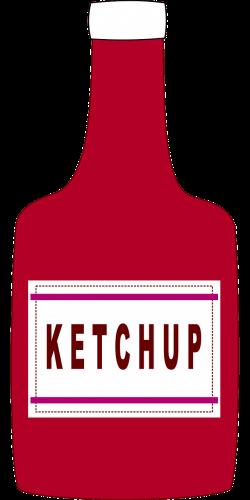 digital image of ketchup