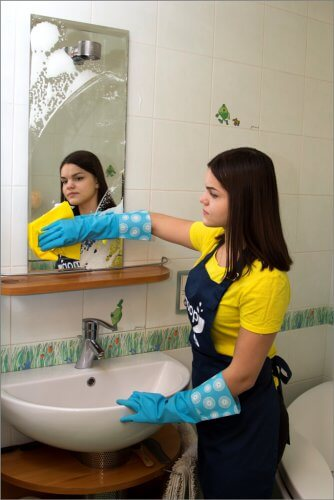 professional cleaners for end of tenancy